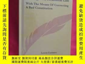 二手書博民逛書店Sure罕見Methods of Attaining a Long and Healthful Life (小16