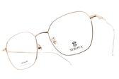 SEROVA 光學眼鏡 SL429 C01 (玫瑰金) 文藝氣質方框款 眼鏡框 #金橘眼鏡