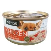 CHICKEN愛狗天然食-鮮嫩雞肉+番茄 (70Gx24罐)-箱購
