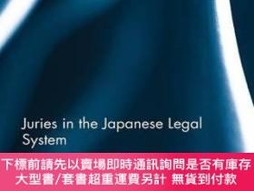 二手書博民逛書店Juries罕見In The Japanese Legal SystemY255174 Vanoverbeke
