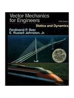 二手書博民逛書店《Vector Mechanics for Engineers: Statics and Dynamics/Book and Disk》 R2Y ISBN:0070799237