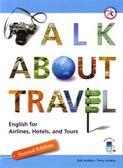 (二手書)Talk About Travel 2/e(with MP3)