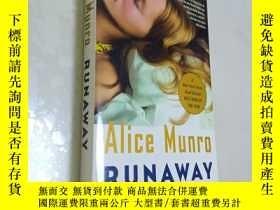 二手書博民逛書店愛麗絲失控ALICE罕見MUNRO RUNAWAY(英文)Y12880 Alice Munro Vintage