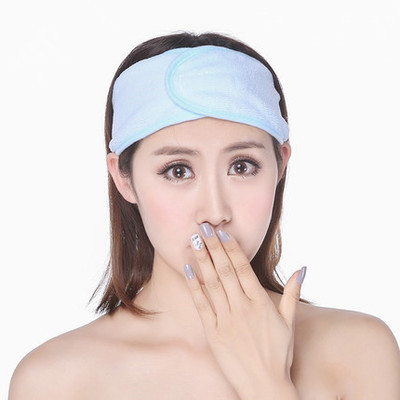 髮束89zone 毛巾系列卸妝髮帶 2入 191100010