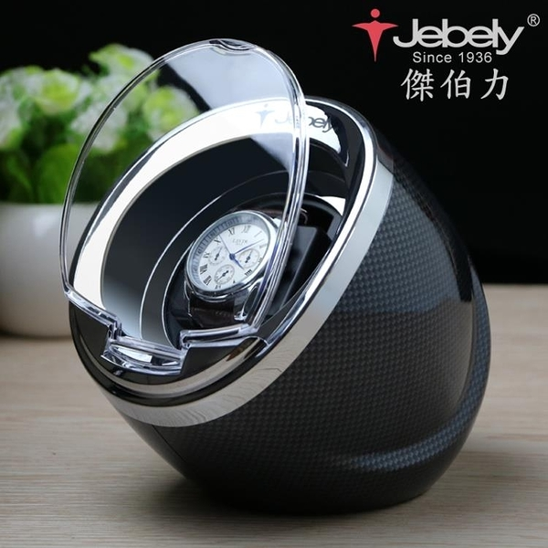 Jebely(杰伯力)搖錶器轉錶器自動機械手錶上鍊盒上弦器晃錶器單錶 美物 618狂歡