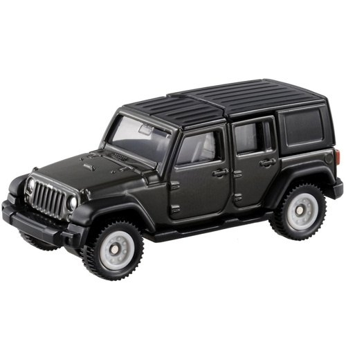 《 TOMICA 火柴盒小汽車 》TM080 Jeep Wrangler    /  JOYBUS玩具百貨