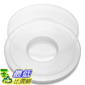 [104美國直購] KitchenAid 攪拌機配件 KBC5N 2-Pack Bowl Covers 適 K4, K5, KP50, KSM5, KSM50