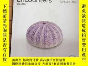 二手書博民逛書店Academic罕見Encounters帶光盤Y177866 看圖 看圖