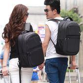 【雙12】全館大促雙肩包男士背包女正韓中學生書包商務電腦包休閒旅行大容量