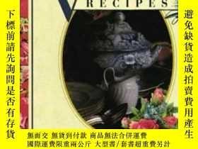 二手書博民逛書店Victorian罕見Recipes (Cookery)維多利亞