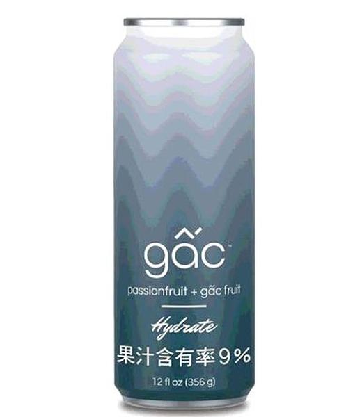 C128992 GAC 百香果木鱉果飲料 356克 X 8瓶 超商限購一組