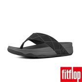 FitFlop TM _SURFER DYNO TM-黑/深灰