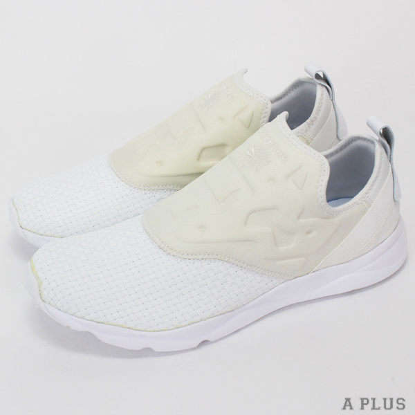 REEBOK 男 FURYLITE SLIP-ON WW 經典復古鞋- AR3801