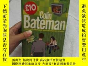 二手書博民逛書店Colin罕見Bateman:Chapter and Verse