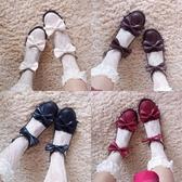 Lolita鞋 格蕾芙格格小鞋匠原創JK日常制服鞋 - 雙十一熱銷