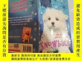 二手書博民逛書店罕見Snowball雪球Y200392