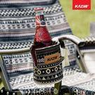 丹大戶外【KAZMI】彩繪民族風保溫杯套 K8T3Z001