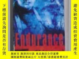 二手書博民逛書店英文原版罕見Endurance [ Alfred Lansing