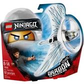70648【LEGO 樂高積木】旋風忍者系列 Ninjago -冰忍 冰之飛龍大師