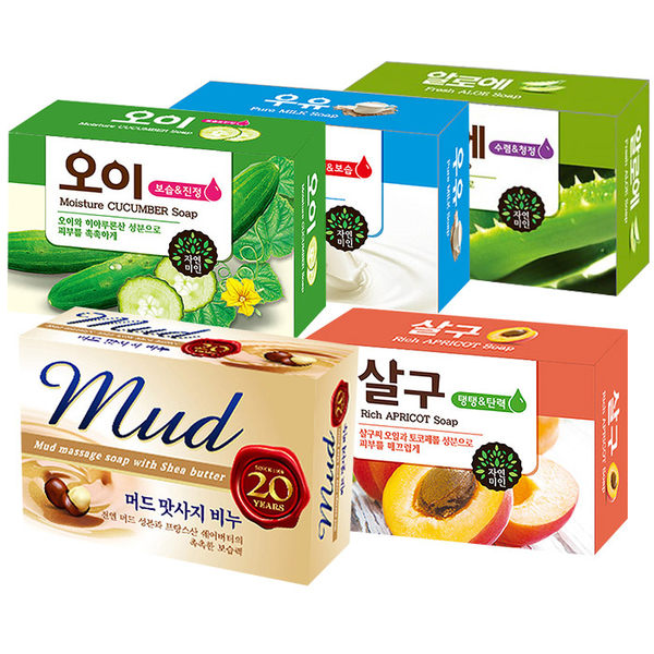 韓國 MKH無窮花 美膚皂 100g ◆86小舖 ◆