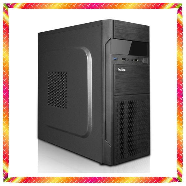華碩 B360M 四核 i3-8300 4GB DDR4 超值型燒錄電腦主機 下殺