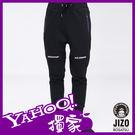 腰頭鬆緊帶+抽繩設計,針織縮口褲款,褲腳縮緊的束口褲本身就帶有運動屬性,隨興搭配潮流感十足。
