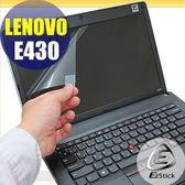 【EZstick】Lenovo ThinkPad E430 專用 靜電式筆電LCD液晶螢幕貼 (可選鏡面及霧面) 另有客製化服務