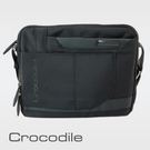 Crocodile Biz 3.0 系列橫式斜背包(L)0104-07807