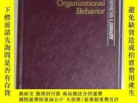 二手書博民逛書店英文原版罕見Organizational Behavior by