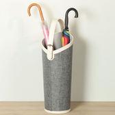 放雨傘的桶皮革歐式家用 球桿球拍畫軸收納創意 插花筒   SQ12806『寶貝兒童裝』TW