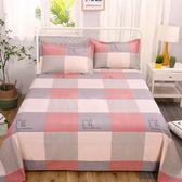100%純棉老粗布床單單件1.8m2米1.5床棉麻亞麻雙人被單枕套【狂歡萬聖節】