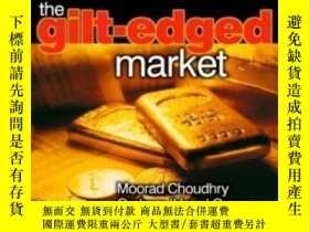 二手書博民逛書店Gilt-edged罕見Market (securities Institute Operations Manag