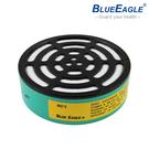 【醫碩科技】藍鷹牌 美規濾塵罐 過濾微小顆粒粉塵 適用NP-307、NP-308防毒口罩 RC-1