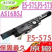 ACER 電池(原廠)-宏碁 AS16B5J,AS16B8J,E15 ,E5-575G,E5-575G-53VG,3INR/19/65-2,E5-575,F5-575