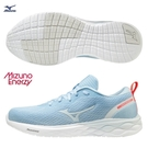 MIZUNO WAVE REVOLT 女鞋 慢跑 休閒 ENERZY中底 回彈 藍【運動世界】J1GD208125