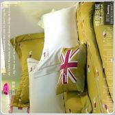 暢遊英國【薄床包】6*6.2尺*╮☆御芙專櫃/60支高觸感絲光棉/共三色/加大