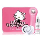 HELLO KITTY 音波淨化潔膚儀 贈玻尿酸保濕原液Hello Kitty版20ml Neogence 霓淨思 (效果遠勝洗臉機)