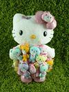 【震撼精品百貨】Hello Kitty 凱蒂貓~絨毛娃娃-生日