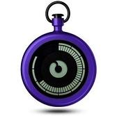 ZIIIRO Titan 懷錶 (紫羅蘭色)
