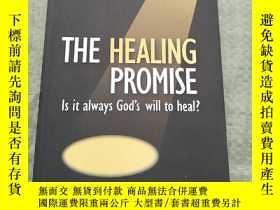 二手書博民逛書店THE罕見HEALING PROMISE(平裝庫存)Y6318 Richard Mayhue MENTOR I