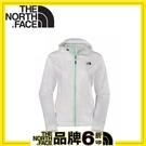 【The North Face 女 HV防水外套《白》】CAD6/透氣/戶外/休閒外套
