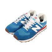 NEW BALANCE 男女復古運動鞋-ML574HC2