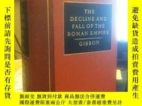 二手書博民逛書店The罕見Rise And Fall Of The Roman Empire (volume 3)Y25626