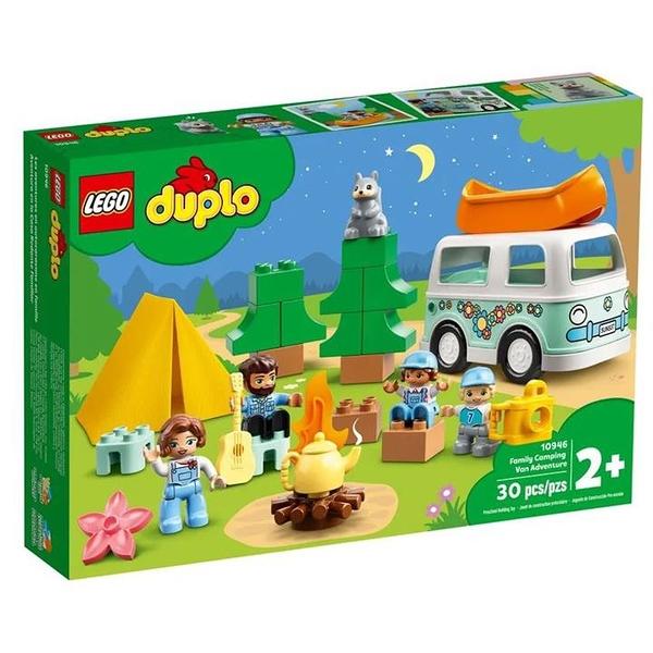 LEGO 樂高 10946 Family Camping Van Adventure