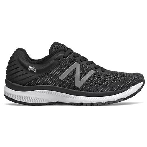 New Balance 860 D 女鞋 慢跑 寬楦 緩震 工程網布 輕量 黑【運動世界】W860K10