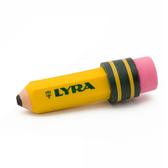 【德國LYRA】黃桿鉛筆造型擦
