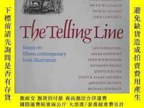二手書博民逛書店The罕見Telling : Essays on Fifteen