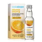 【Sodastream】Fruit Drop果香風味飲40ml(柳橙/覆盆莓/水蜜桃)