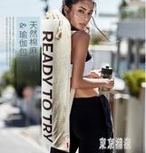 多功能棉麻瑜伽墊袋子瑜珈墊套袋瑜伽墊套子瑜伽墊收納袋瑜伽包 LJ8320『東京潮流』
