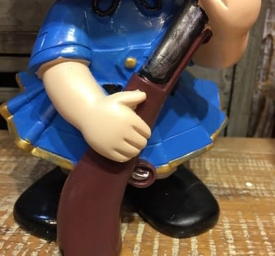 [協貿國際]   士兵擺件咖啡廳裝飾品擺設  (1入)